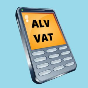 ALV-Laskin Icon